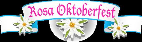 Das rosa Oktoberfest